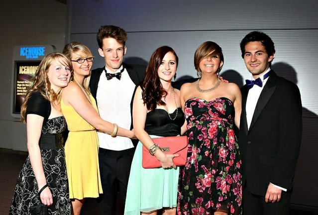 Southampton University Graduation Ball Photos 2012