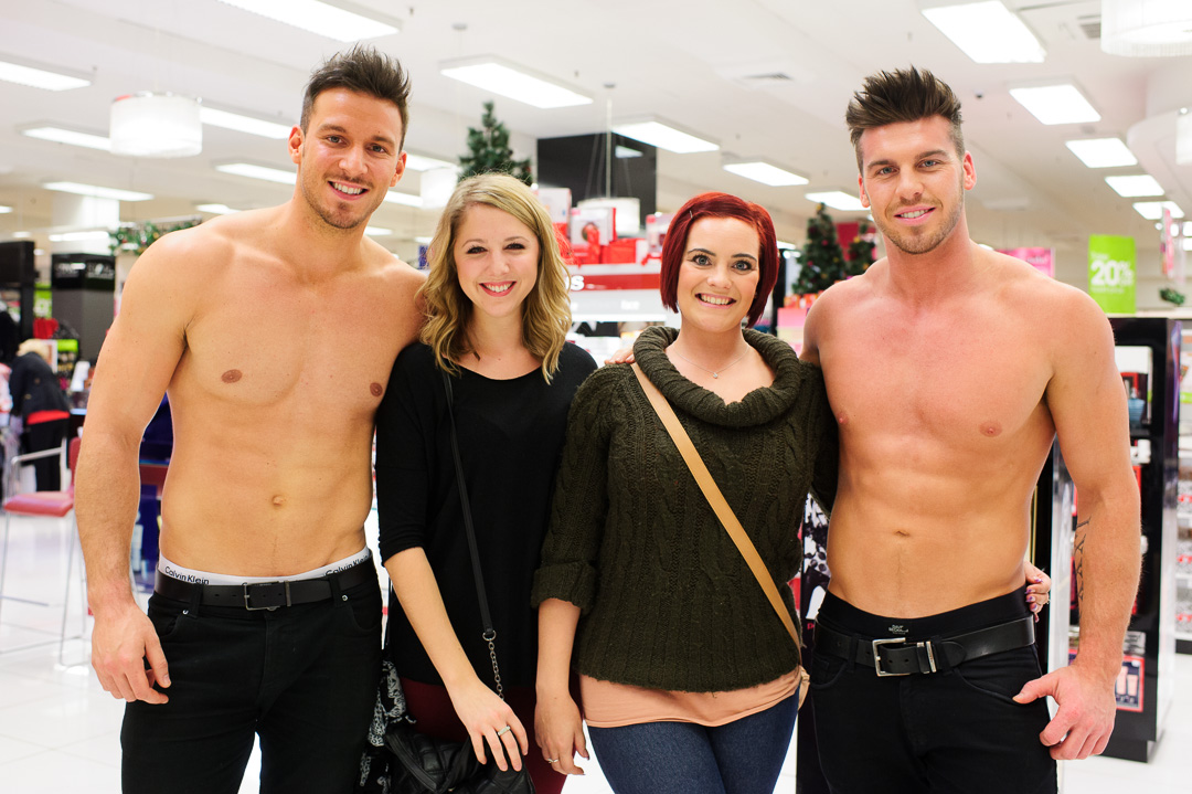 Debenhams Southampton Event Photographer