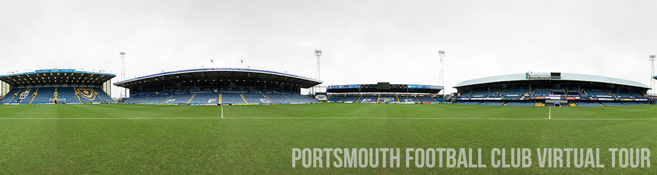 Virtual Tours Portsmouth Football Club