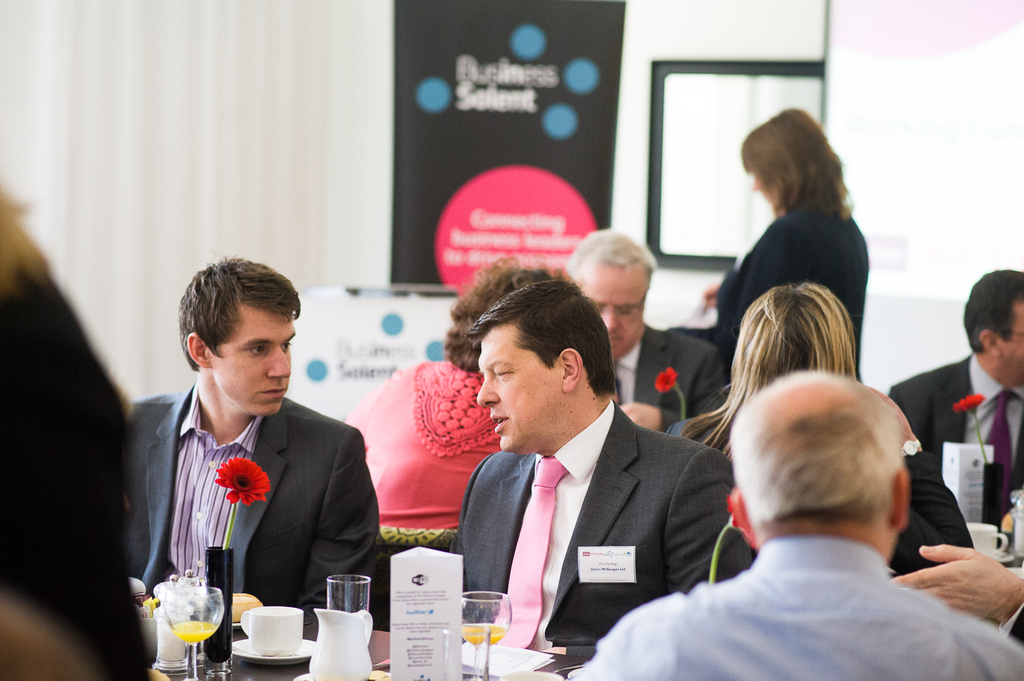 Business Solent Working Lunch