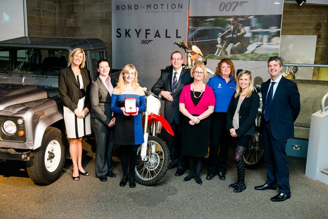 Skyfall Movie Premiere
