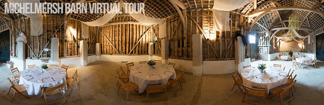 Virtual Tour Romsey of Michelmersh Barn