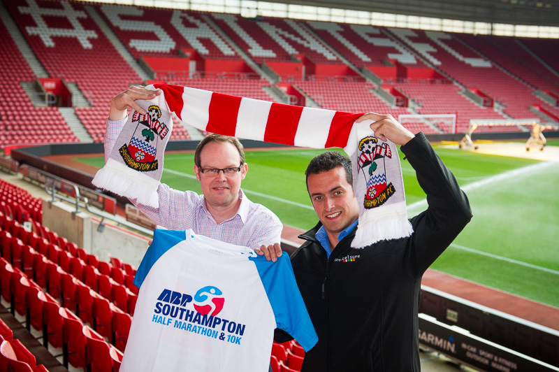 Saints Foundation join ABP Half Marathon