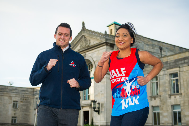 ABP Southampton Half Marathon Runners